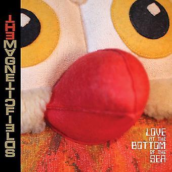 Magnetfelter - kærlighed på bunden af havet [CD] USA importen