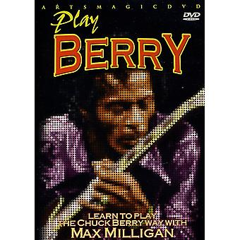 Chuck Berry - Play Berry [DVD] USA import