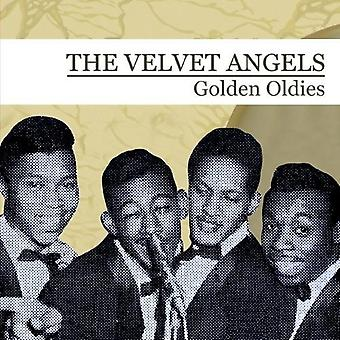 Velvet Angels - Golden Oldies: The Velvet Angels [CD] USA import