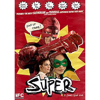 Super [DVD] USA import