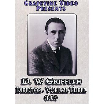 Vol. 3-D. W. Griffith-Director [DVD] USA import