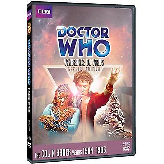 Doctor Who - Doctor Who: Zemsty na Varos PE. 139 [DVD] USA import