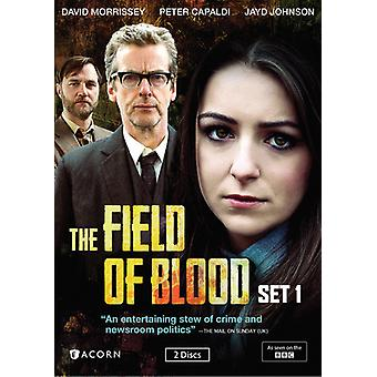 Field of Blood Set 1 [DVD] USA import