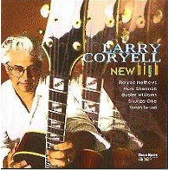 Larry Coryell - nye høj [CD] USA import
