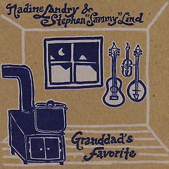 Nadine Landry & Stephen Sammy Lind - bedstefars favorit [CD] USA import