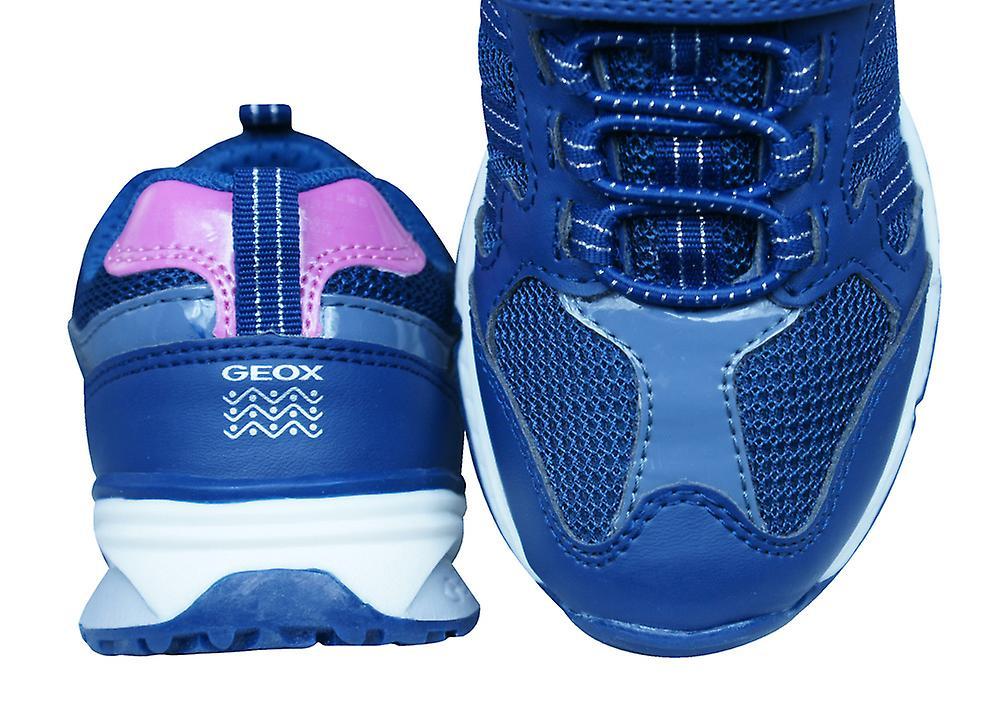Geox j bernie g g g ragazze formatori   scarpe - marina   Moderno Ed Elegante Nella Moda  fb812f