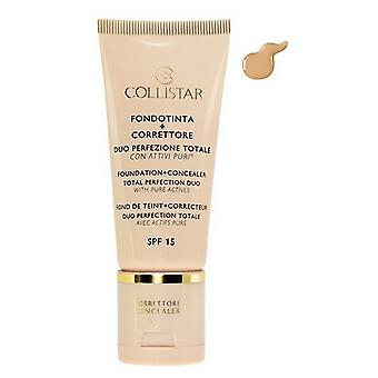 Collister Duo basere De Maquillaje y Corrector SPF 15 05 honning 30 ml