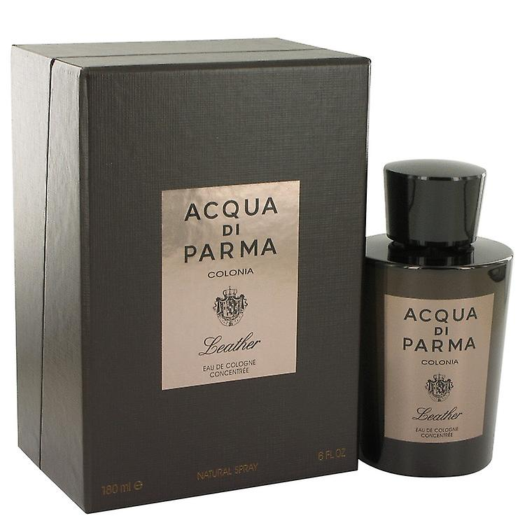 Acqua Di Parma Men Acqua Di Parma Colonia Leather Eau De Cologne Concentree Spray By Acqua Di Parma