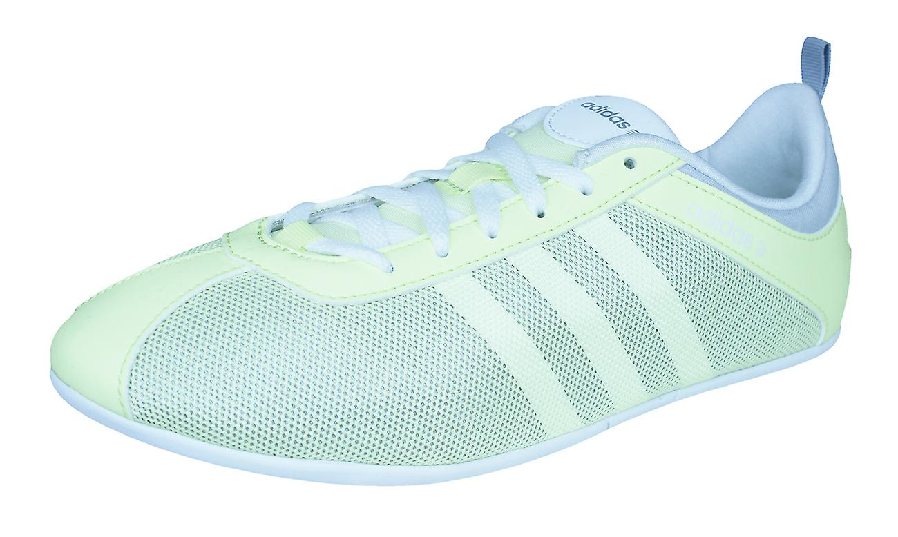 adidas Neo Motion Womens Trainers / Shoes - Yellow