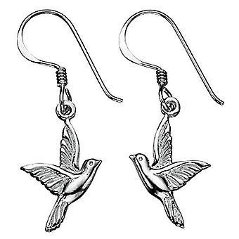 925 Silver Bird Earring