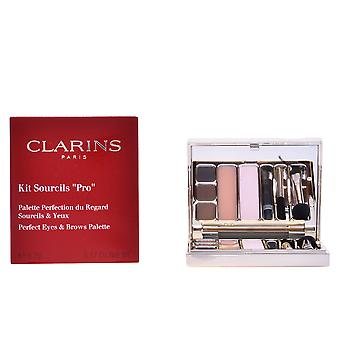 Clarins KIT SOURCILS PRO perfect eyes & brows palette 5,2