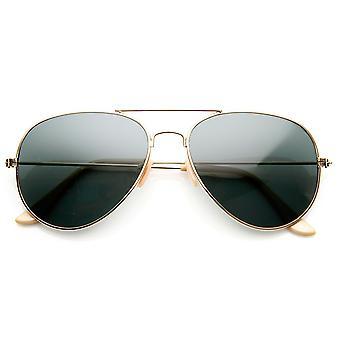 Классические оригинальные экспериментальные металла авиатор солнцезащитные очки