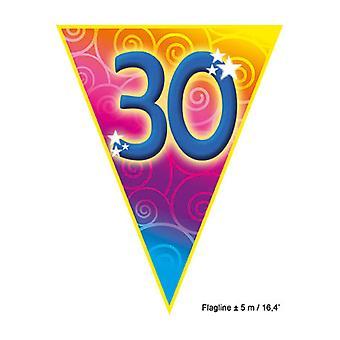 Part favoriserer Flagline '30' 5m