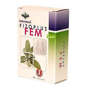Internature Fitoplus-Fem 30 Cap. (Dieet)