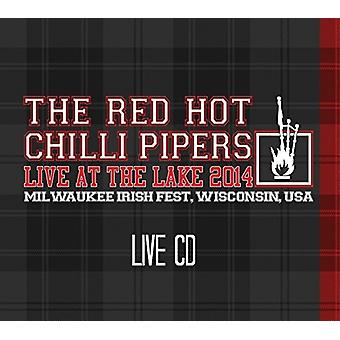 Red Hot Chili Pipers - Live på søen 2014 [CD] USA importen