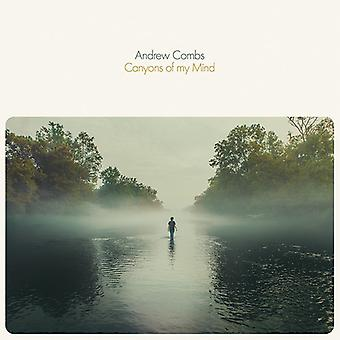Andrew Combs - Canyons i My Mind [CD] USA import