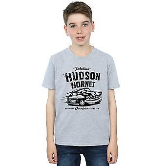 Disney Boys Cars Hudson Hornet T-Shirt