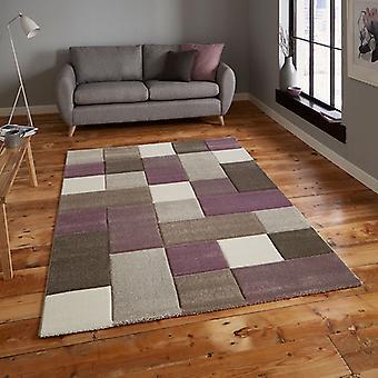 Rugs - Brooklyn - 646 Beige / Purple