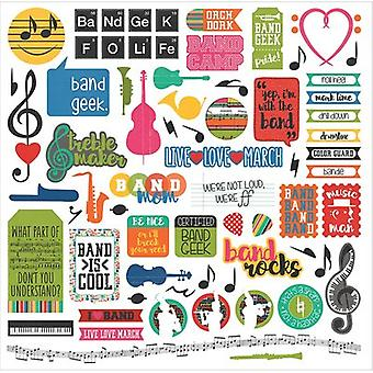 Band Stickers 12