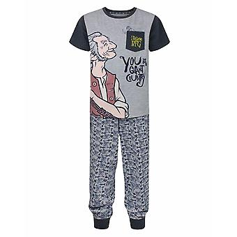 The BFG Childrens/Boys Official I Believe In The BFG Pyjama Set