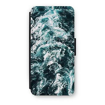 iPhone 5c Flip Case - Ocean Wave