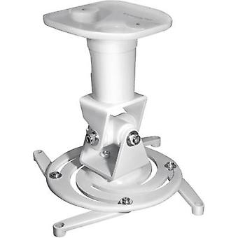 Projector ceiling mount Tiltable, Rotatable Max. distance to floor/ceiling: 22.5 cm