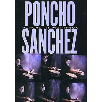 Poncho Sanchez - Poncho all'importazione di Montreux [DVD] Stati Uniti d'America