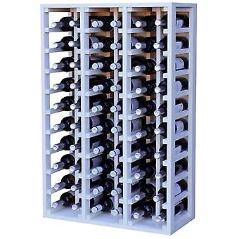 Expovinalia Godelo Modular Bottle Rack 60 bottles Held in White