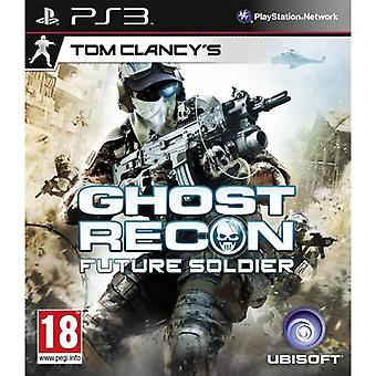 Tom Clancys Ghost Recon Future Soldier (PS3)
