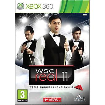 WSC Real 11 (Xbox 360)