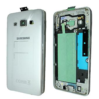 Samsung Galaxy A3 SM-A300 bageste Chassis sølv   iParts4u