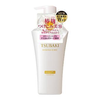 Danno di Tsubaki Shampoo cura