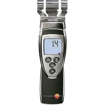testo 616 Moisture meter Measuring range building moisture 0 up to 20 vol % Measuring range Wood moisture 0 up to 50 vol