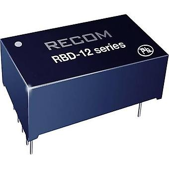 LED controller 36 Vdc 500 mA Recom Lighting RBD-12-0.50