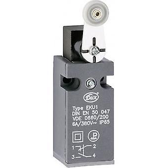 Schlegel EKU1-KRH Limit switch 380 V AC 6 A Pivot lever momentary IP65 1 pc(s)
