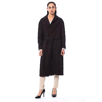 Coat & Jacket Brown Sanremo Trussardi Collection Woman