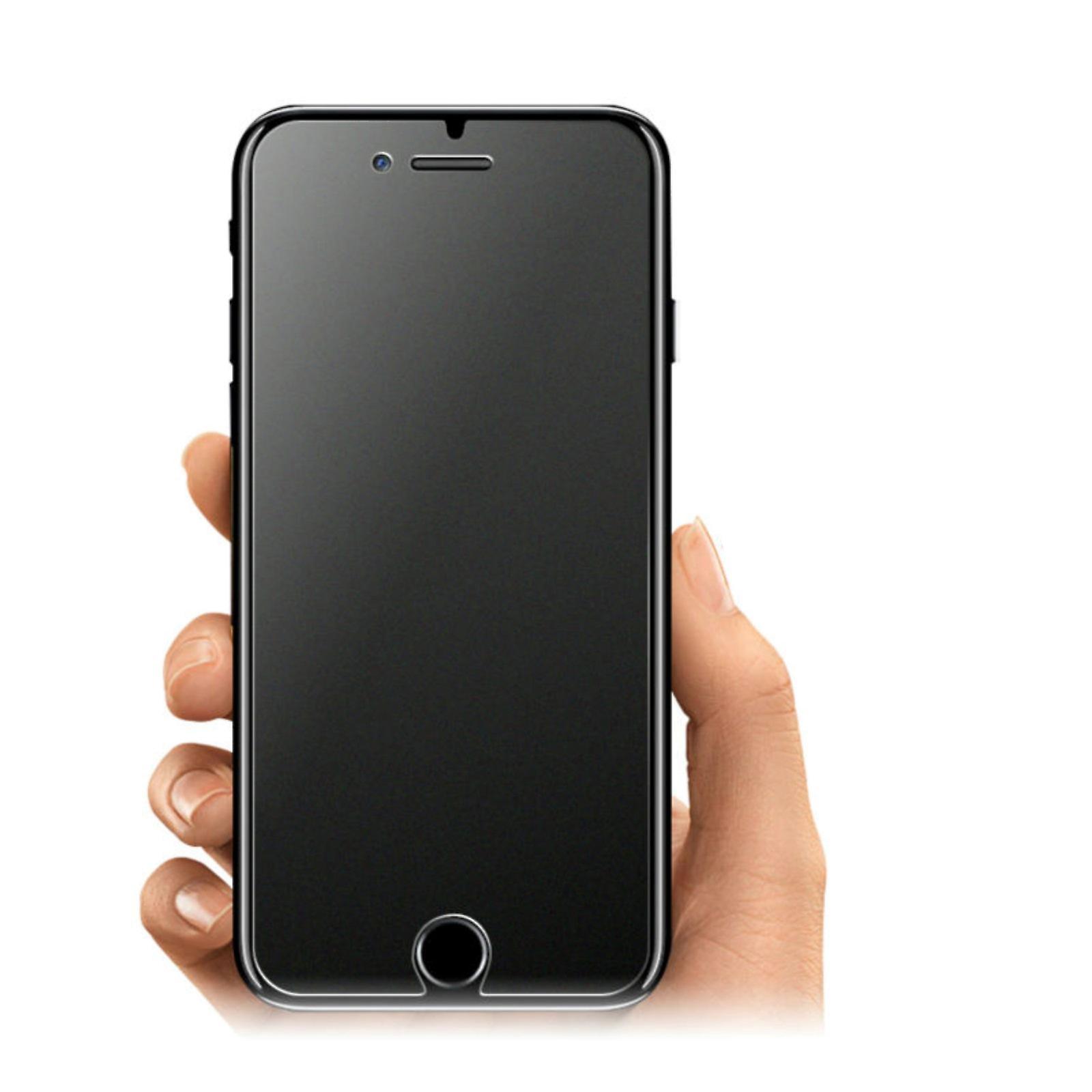 Panzer Glas für Apple iPhone 7 Echt Schutz Folie Handy Matt