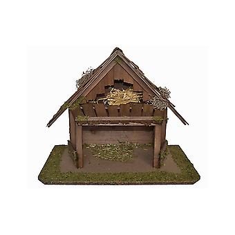 Crib CORINTHIANS wooden Manger Nativity Christmas Nativity stable
