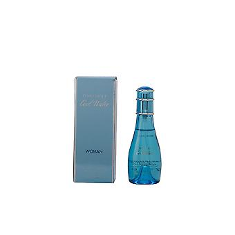 Davidoff Cool Water Woman Eau De Toilette Vapo 50ml New Fragrance For Her Scent