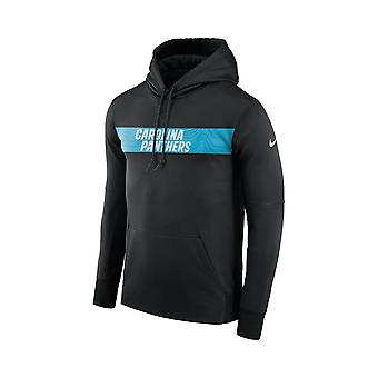 Nike Nfl Carolina Panthers Therma Po Hood