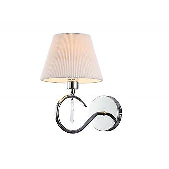 Maytoni Lighting Talia Modern Sconce, Nickel