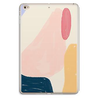 iPad Mini 4 Transparent Case (Soft) - Saturday Flow