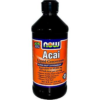 Now Foods Acai Liquid Concentrate 473 ml (Vitamins & supplements , Superfoods)