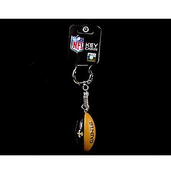 New Orleans Saints NFL Football Key Chain