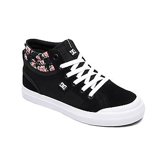 DC Evan Smith Black-Print Signature Series Classic - Special Edition Girls Hi To