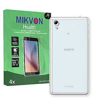 Sony Xperia M4 Aqua Dual reverse Screen Protector - Mikvon Health (Retail Package with accessories)