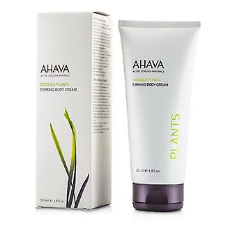 Ahava-Deadsea पौधों Firming शरीर क्रीम - 200 मिलीलीटर / 6.8 ऑउंस