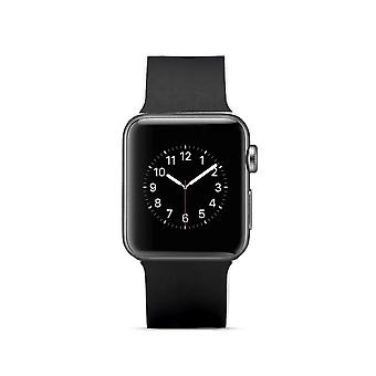Silicone klockrem for Apple Watch 4 40 mm, 3/2/1 38 mm-Twill