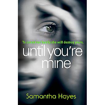 Until You're Mine by Samantha Hayes - 9780099584827 Book