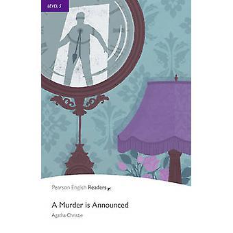 Nivå 5 - ett mord är meddelat av Agatha Christie - 9781408221129 bok